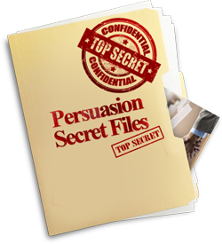 Persuasion Secret Files